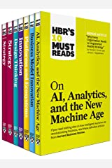 HBR's 10 Must Reads on Technology and Strategy Collection (7 Books) Kindle Edition