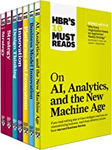 HBR's 10 Must Reads on Technology and Strategy Collection (7 Books)