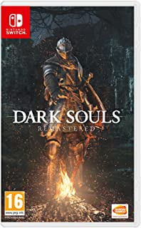 Dark Souls: Remastered (Nintendo Switch) (輸入版)