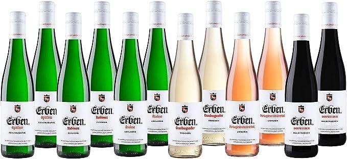 Rotweine Probiersets & Probierpakete