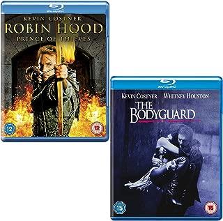 Robin Hood - The Bodyguard - 2 Movie Bundling Blu-ray