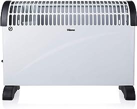 Tristar KA-5912 Convector Kachel – 2000 Watt – Turbo-functie, Wit