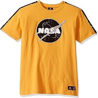 SOUTHPOLE - Kids Boys' Big NASA Collection Fashion Tee Shirt (Short & Long Sleeve)