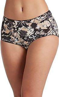 Jockey 0118BLG974 Womens Black Panties