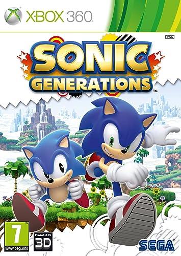 Sonic Generations [Edizione: Regno Unito]