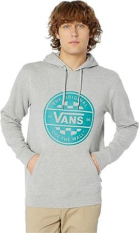 2da43736d5 Vans Seasonal Circle Pullover Fleece | Zappos.com