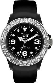 Ice-Watch Unisex ST.BS.U.L.10 Tycoon Analog Japanese Quartz Black Synthetic Watch