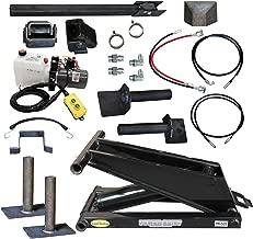 scissor hoist dump kit