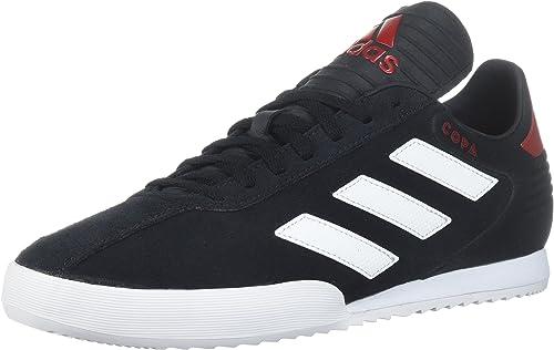 adidas Men& 039;s Copa Super Soccer schuhe, schwarz Weiß Power rot, 8.5 M US
