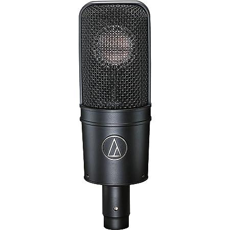 audio-technica コンデンサーマイクロホン AT4040 単一指向性 DCバイアス方式 1インチ大口径ダイアフラム