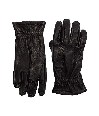 Outdoor Research Warnick Sensor Gloves (Black) Ski Gloves