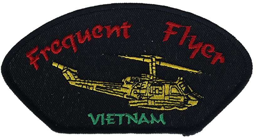 Frequent Flyer Vietnam Helicopter 5