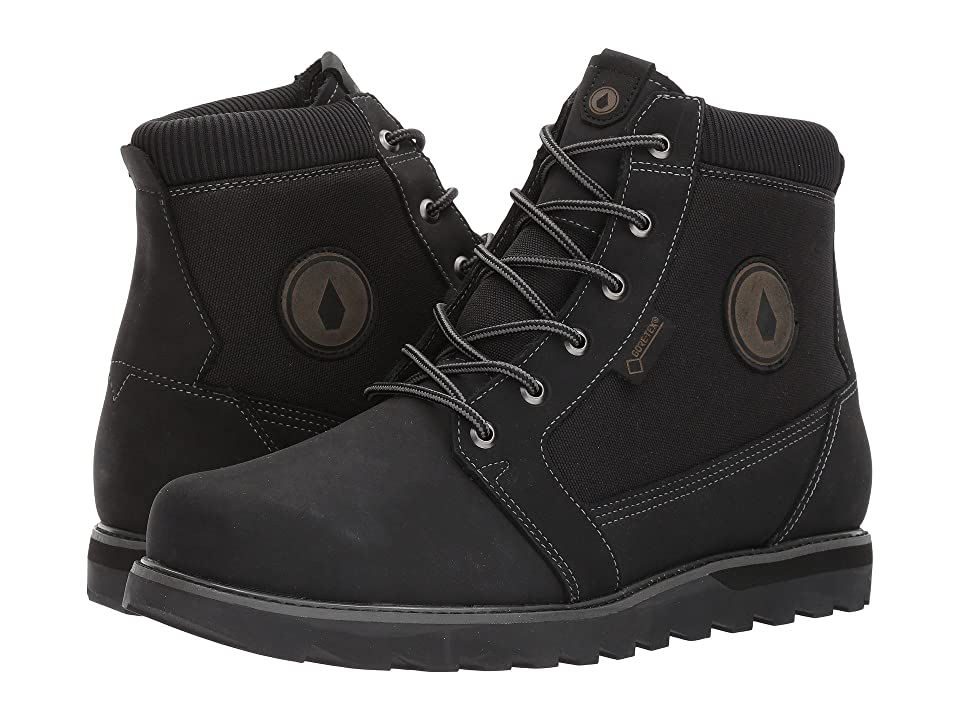 Volcom Herrington GTX Boot (Black) Men