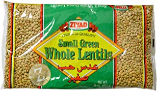 Sponsored Ad - Ziyad Gourmet Small Whole Lentils, Superfood, Ancient Grains, 100% All-Natural, No Additives, No Preservati...