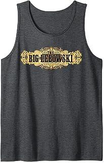 Big Lebowski Picture Frame Logo Débardeur