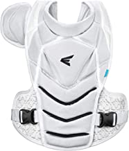 EASTON JEN SCHRO THE VERY BEST Female Catchers Chest Protector | 2020 | 2 Piece Silhouette for Best Fit , Mobility , Protection | Molded Neoprene Layer Wraps Waist | Breathable & Lightweight