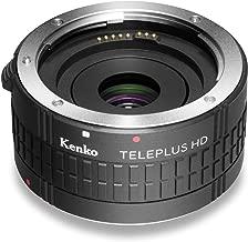 Kenko TELEPLUS HD 2.0X for Nikon F Autofocus Camera Mount, Black (K-TPHD2.0-N)