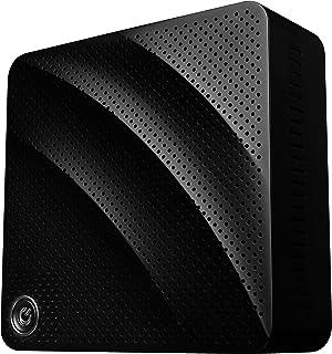 MSI Cubi N-020BEU 936-B12011-020/033 - Barebón (Intel Braswell N3710, sin RAM, SSD y HDD, con 2 Slots de hasta 8 GB, Intel HD Graphics 620, sin Sistema operativo) Negro