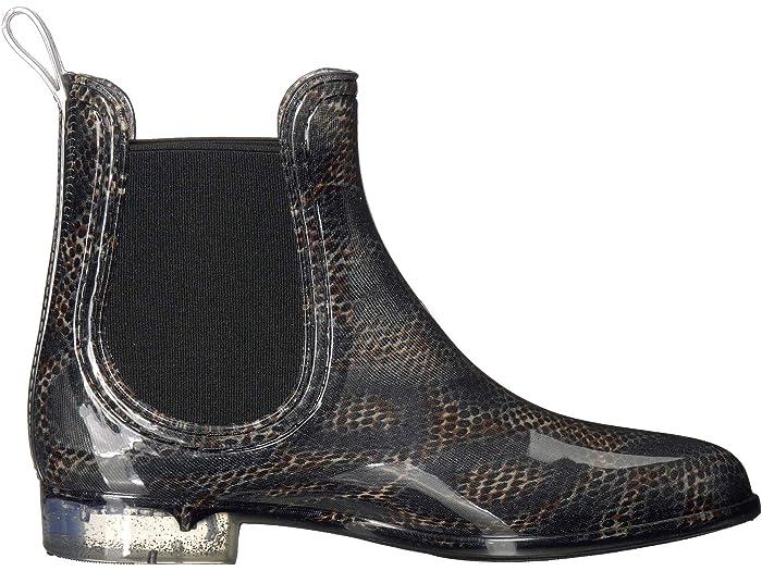 Reporttormentosa Black Exotic Boots