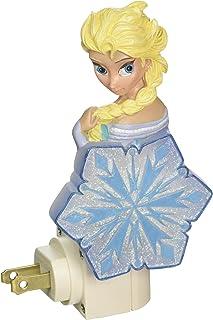 Westland Giftware Resin Nightlight, Disney Frozen Elsa