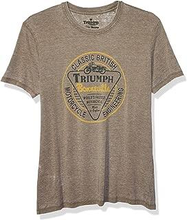 Lucky Brand Triumph Seal Tee