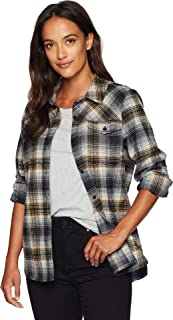 Pendleton Women's Christina Ultrafine Merino Wool Plaid Shirt