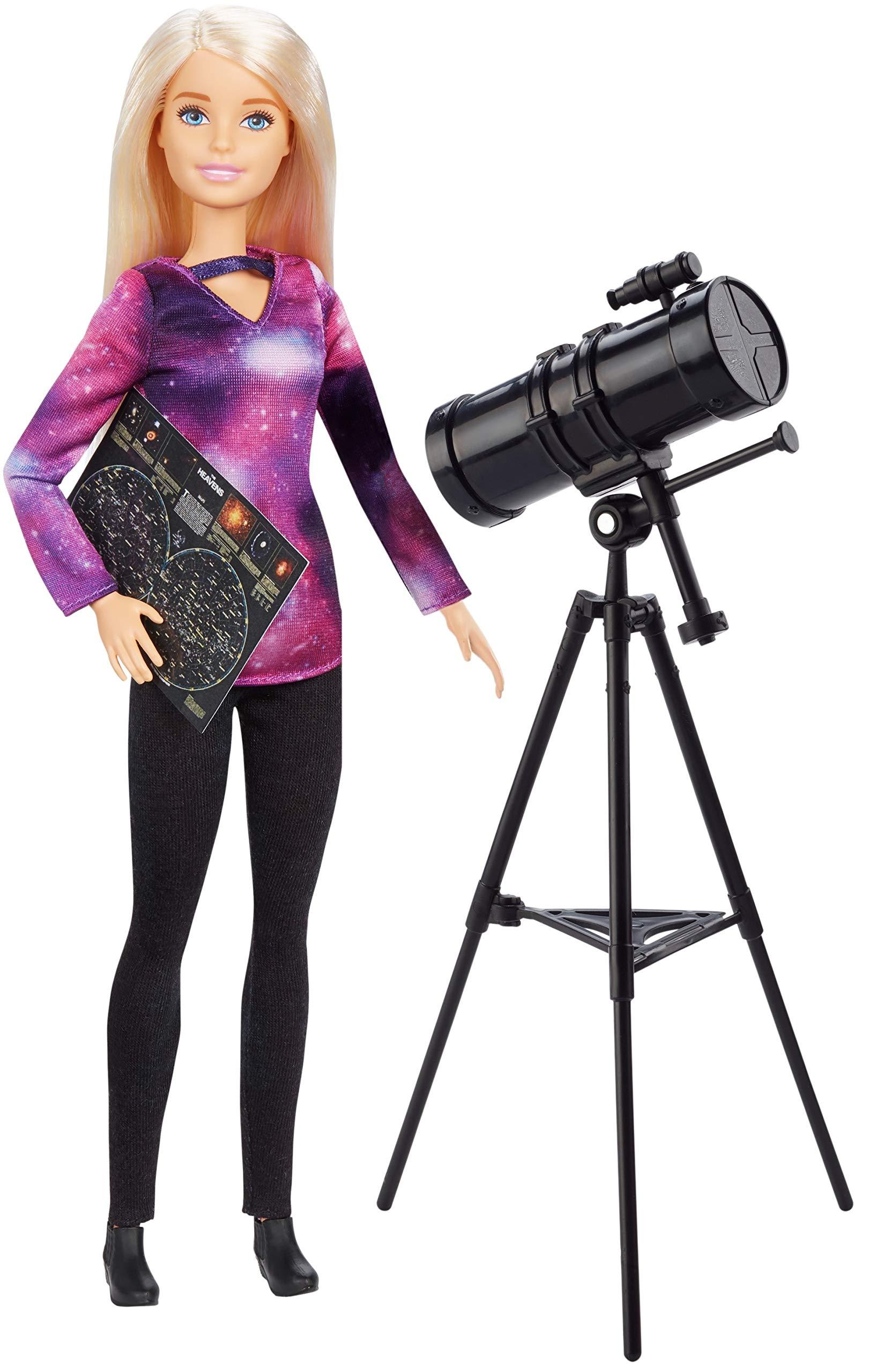 Amazon.es: Barbie National Geographic Quiero Ser Astrofísica ...