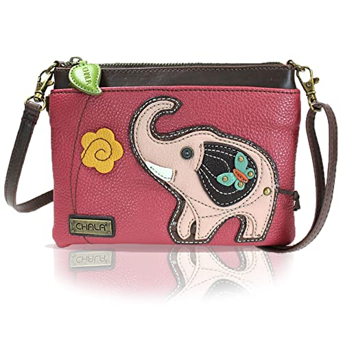 44001a3281dd Small Elephant Handbag: Amazon.com