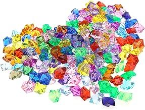 TOAOB 5000/Pezzi 3/mm plexiglass Diamante Scattering Diamanti Cristalli Decorativo Pietre di Matrimonio Cristallo Tavolo coriandoli Tavolo Decorazione