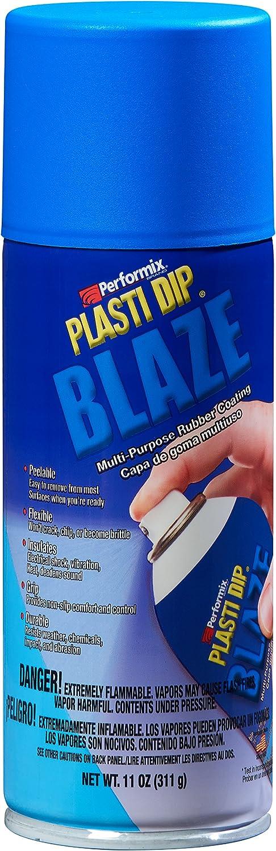 Plasti Dip Performix 11219 Blaze Blue Multi-Purpose Rubber Coating Aerosol