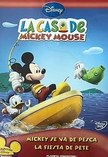 Mickey Mouse esLa De Casa Amazon QrCdsxth