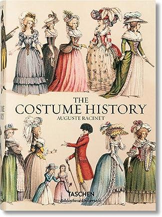 英文原版Complete Costume History礼服大历史全集 Taschen
