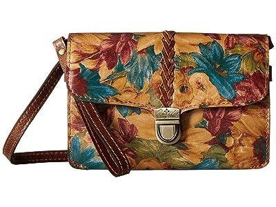 Patricia Nash Bianco Crossbody (Fresco Bouquet) Cross Body Handbags
