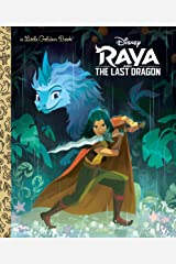 Raya and the Last Dragon Little Golden Book (Disney Raya and the Last Dragon) Hardcover