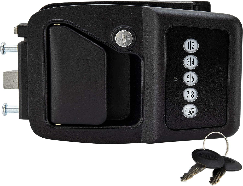 Atlanta Mall RecPro RV Electronic Door Max 66% OFF Lock D Home Motor Camper
