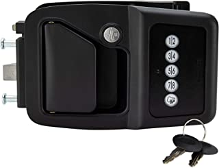 RV Electronic Door Lock   Motor Home Door Lock   Camper Door Lock