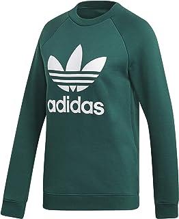 stile moderno selezione premium disponibilità nel Regno Unito Amazon.it: felpa adidas donna verde