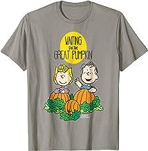 Peanuts Waiting Great Pumpkin