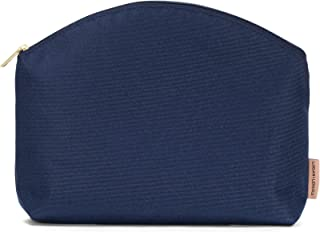 Logan + Lenora Toiletry Pouch - Waterproof Travel Toiletry Case, Cosmetic Makeup Bag (Navy)