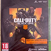 Call Of Duty Black Ops 4 Xbox One Video Games