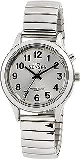 TIMECHANT English Talking Watch - Alarm Day-Date Women Watch 1391