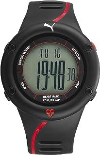 e80bf4fd55 Puma Time Cardiac 01 - Montre Quartz - Affichage Digital - Homme