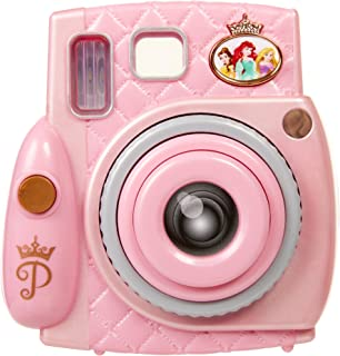 Jakks Disney Princess Style Snap and Go Play Camera, 3 Years and Above, Multi-Colour, 22.86 x 6.99 x 20.32 cm, 70616