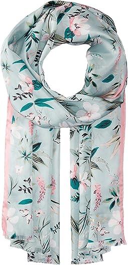 Kate Spade New York - Botanical Silk Oblong