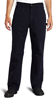 Carhartt Men's Washed Duck Work Dungaree Pant
