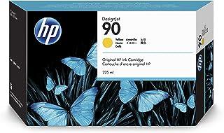 HP (Hewlett Packard) Original C5064A HP 90 225-ml DesignJet Ink Cartridge, Yellow
