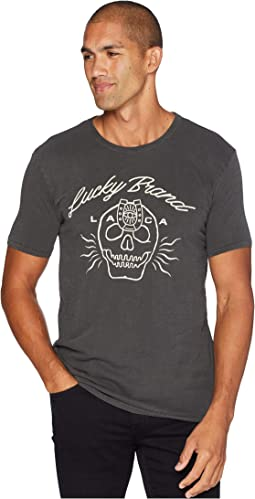Lucky Skull Graphic Tee