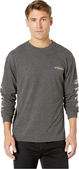 Aztech Fish Long Sleeve T-Shirt