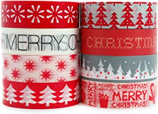 Best washi tape christmas wrapping Reviews