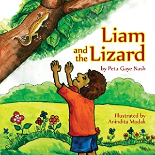 Liam and the Lizard